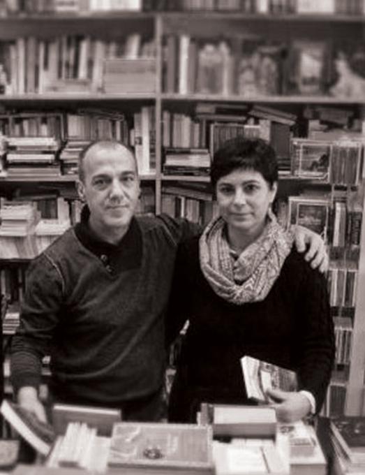 Julia Milán y Pepito Fernández